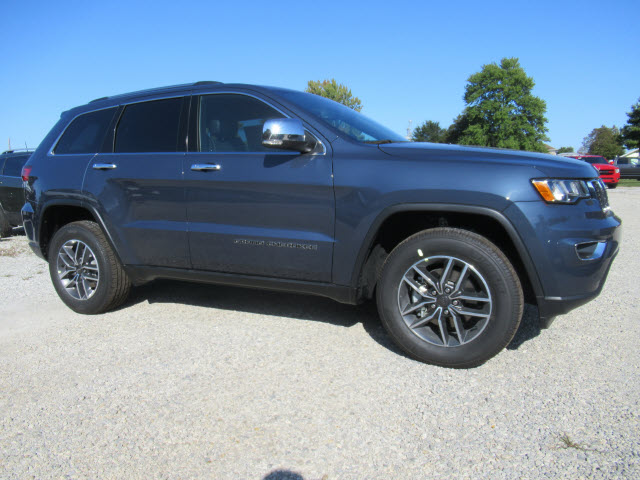 New 2020 JEEP Grand Cherokee Limited 4X4 w/Nav