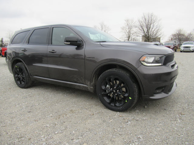 New 2020 DODGE Durango R/T Blacktop AWD w/Nav