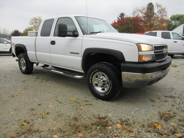 2005 Chevy Silverado For Sale >> Pre Owned 2005 Chevrolet Silverado 2500hd Work Truck 4wd