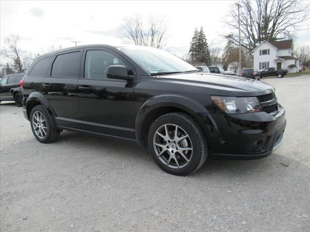 New 2018 Dodge Journey Gt Sport Utility In North Baltimore Bf4868