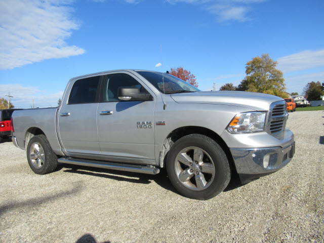 Pre-Owned 2017 RAM 1500 Big Horn 4X4