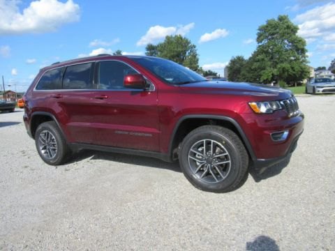 New 2020 JEEP Grand Cherokee Laredo E w/Nav