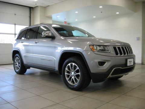 Pre-Owned 2014 Jeep Grand Cherokee 4X4 Limited w/ Nav