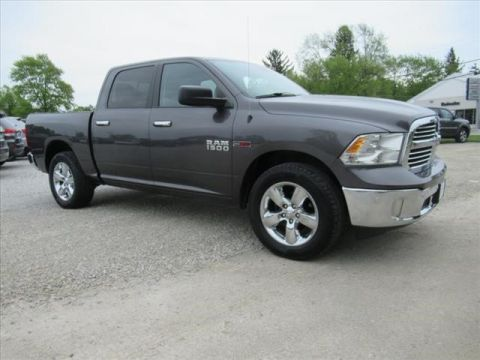 Pre-Owned 2014 RAM 1500 Big Horn Eco Diesel