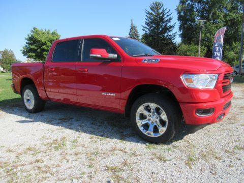 New 2020 RAM 1500 Big Horn 4X4
