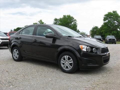 Pre-Owned 2014 Chevrolet Sonic LT Auto