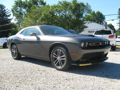 New 2019 DODGE Challenger AWD GT